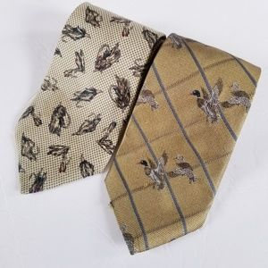 VTG bird tie bundle!
